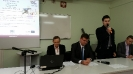 Spotkanie grupy sterującej - Czudec 26.09.2014 r.